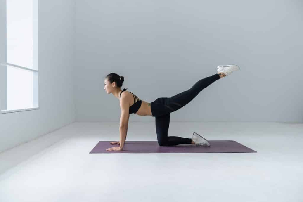 butt exercises to get toned and sculpted