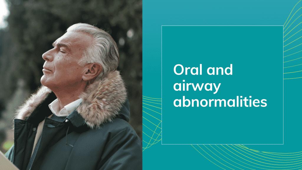 breathing abnormalities sleep apnea