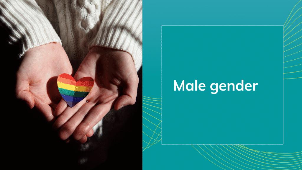 male gender sleep apnea