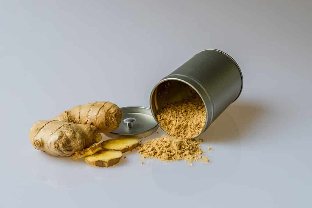 ginger natural hangover remedies